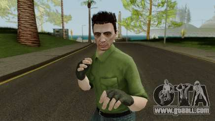 Random GTA: Online skin for GTA San Andreas
