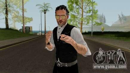 Far Cry5: Joseph Schider for GTA San Andreas