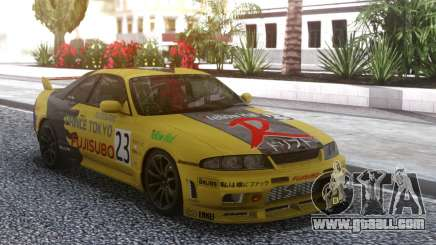 Nissan Skyline R33 Sport for GTA San Andreas