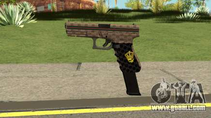Desert Eagle Gucci for GTA San Andreas