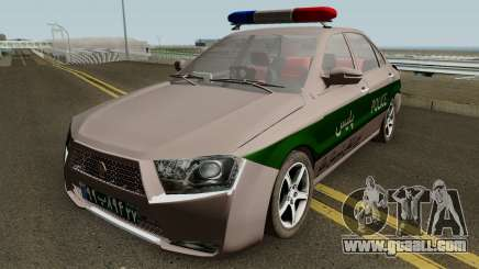 IKCO Dena v3 Police for GTA San Andreas
