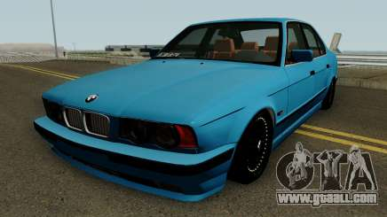BMW E34 525i 1994 for GTA San Andreas