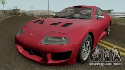 Dinka Jester Classic (r2) GTA V for GTA San Andreas