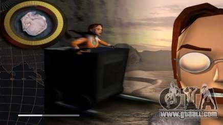 Loading Screens Of The Classics Tomb Raider for GTA San Andreas