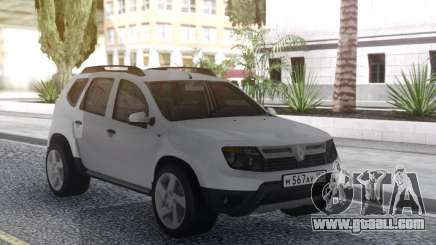 Renault Duster Stock 2012 for GTA San Andreas