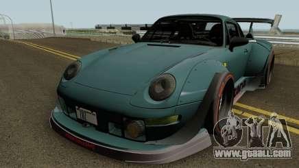Porsche 993 Rauh Welt Begriff Rotana 1993 for GTA San Andreas