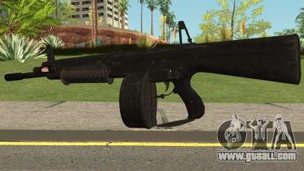 Killing Floor 2 AA-12 Shotgun for GTA San Andreas