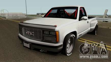 GMC Sierra HQ for GTA San Andreas