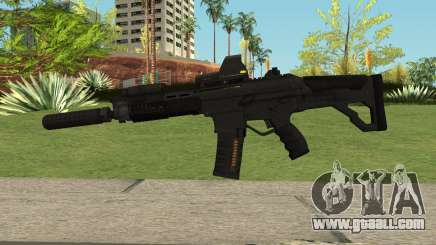 ACR Black for GTA San Andreas