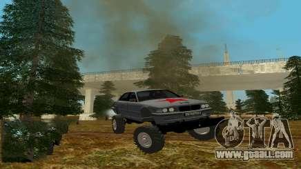 BMW X7 Bigfoot 713k for GTA San Andreas