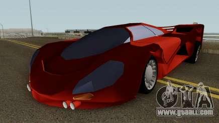 FZR2000 NFS2SE for GTA San Andreas