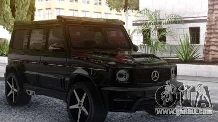 Mercedes-Benz G65 ONYX for GTA San Andreas
