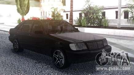 Mercedes-Benz S600 Sedan for GTA San Andreas