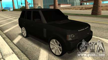Range Rover Vogue Supercharged for GTA San Andreas