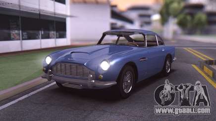 Aston Martin DB5 Agent 007 for GTA San Andreas
