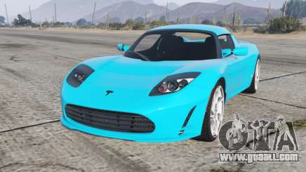 Tesla Roadster Sport 2010 for GTA 5