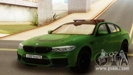 BMW M5 F90 Toplights for GTA San Andreas