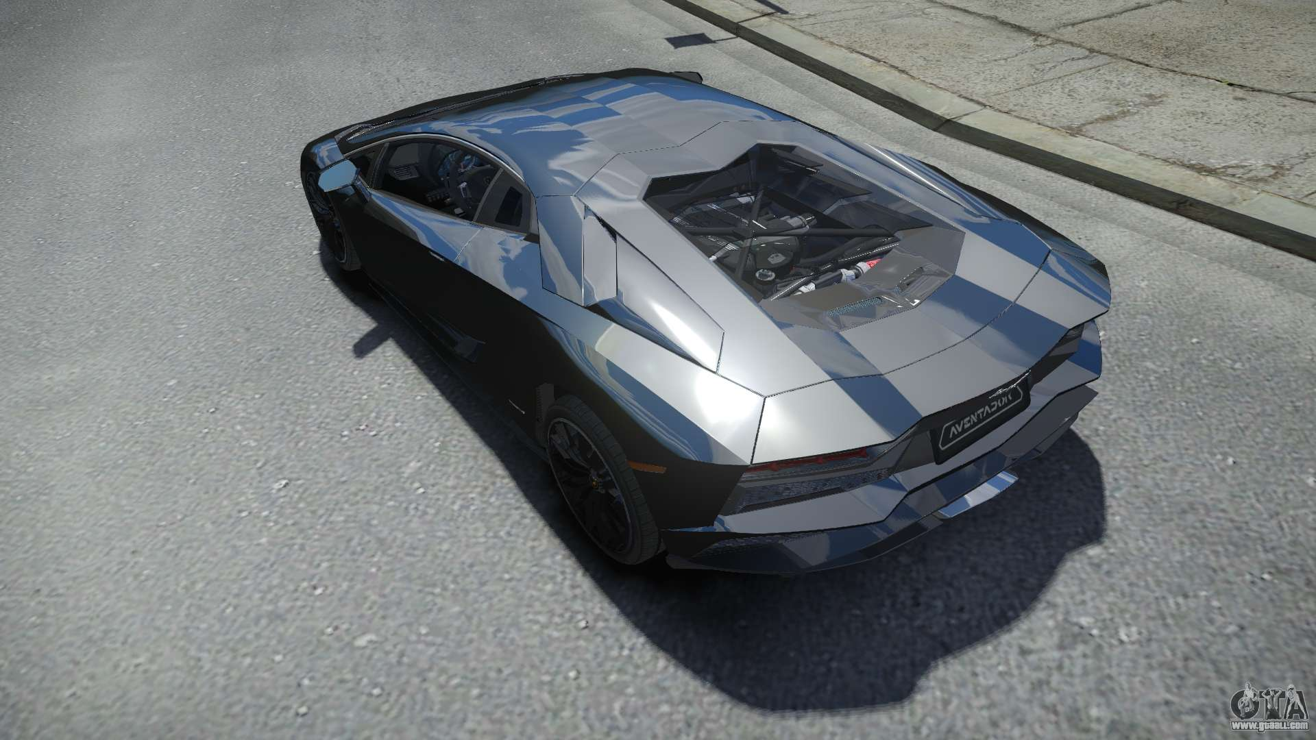Lamborghini Aventador S 2018 for GTA 4