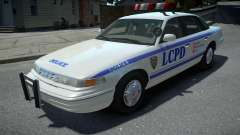 Ford Crown Victoria LCPD 1995