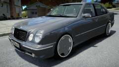 Mercedes-Benz W210 E55 AMG for GTA 4