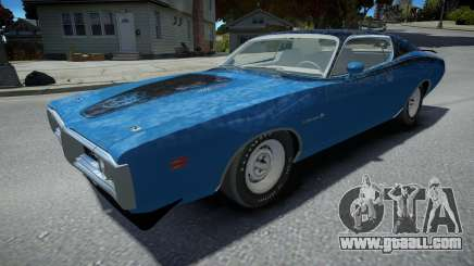Dodge Charger 1971 Super Bee for GTA 4