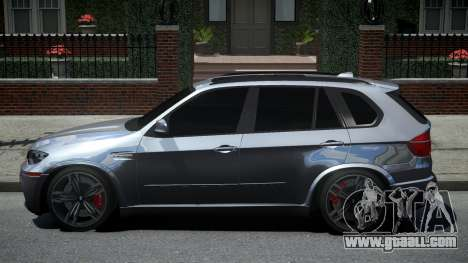 BMW X5M for GTA 4
