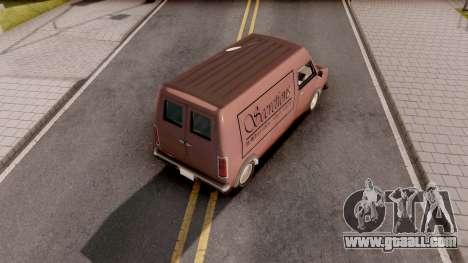 Rumpo from GTA VCS for GTA San Andreas