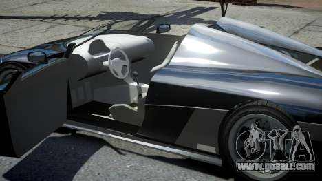 Overflod Entity XXC v1 for GTA 4