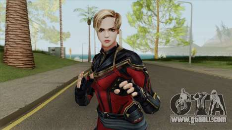 Captain Marvel V2 Endgame (MFF) for GTA San Andreas