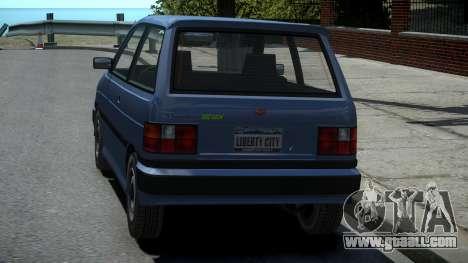 Vapid Pincho for GTA 4