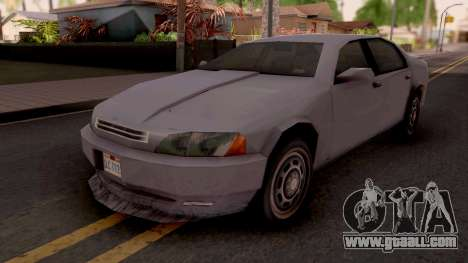 Forelli ExSess from GTA LCS for GTA San Andreas