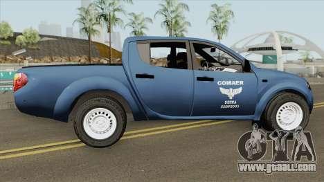 Mitsubishi L200 TRITON (FAB) for GTA San Andreas