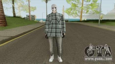 GTA Online Skin V2 for GTA San Andreas