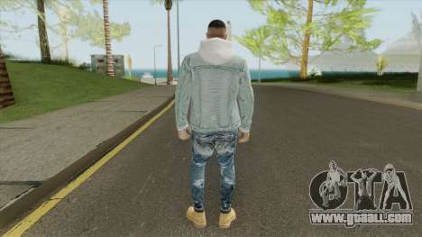 Skin Random 203 (Outfit Import-Export) for GTA San Andreas