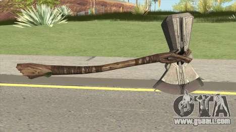 Thor Hatchet for GTA San Andreas