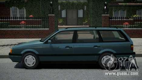 Volkswagen Passat B3 Variant 1993 for GTA 4