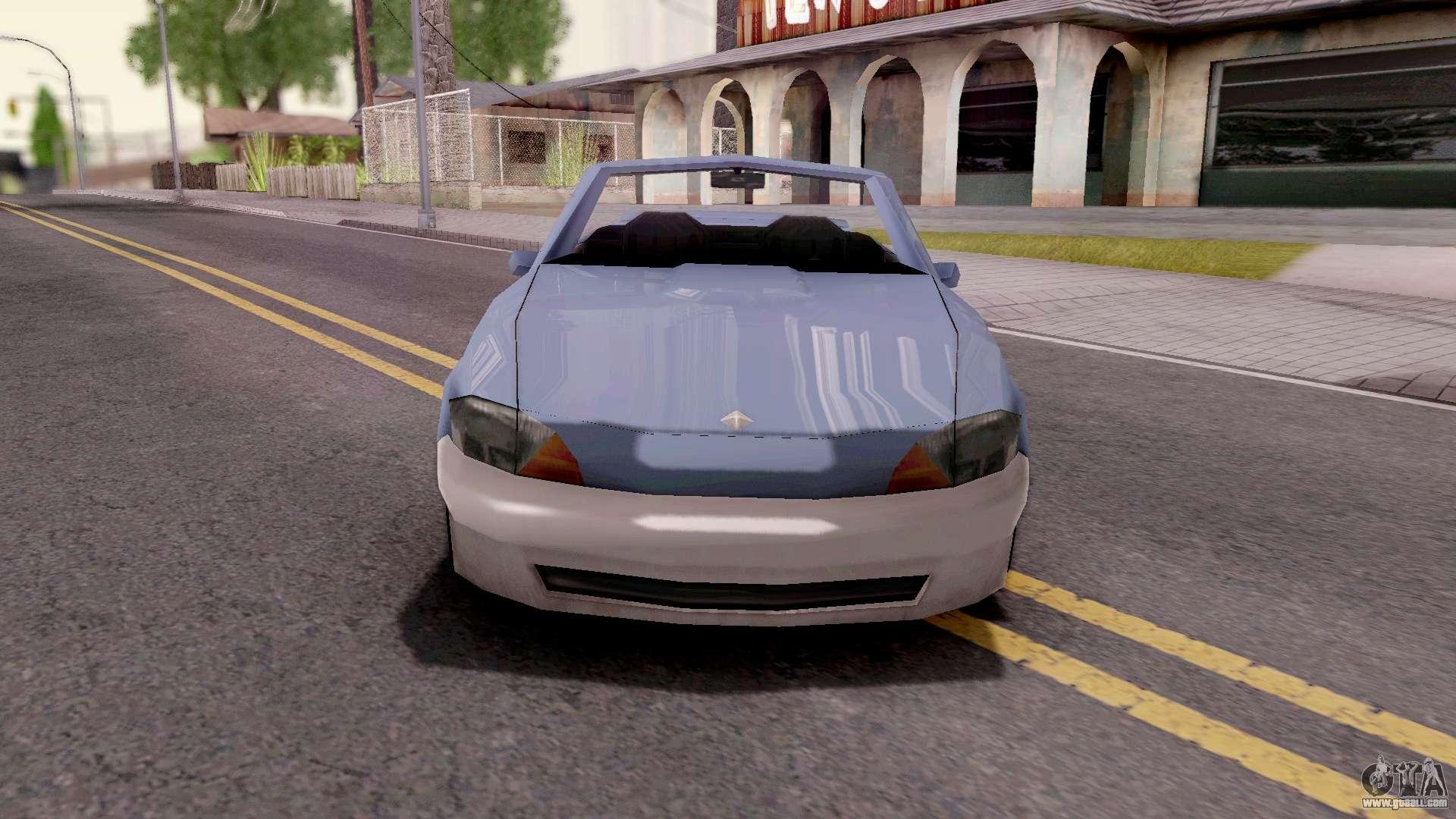 Manana From GTA LCS For GTA San Andreas