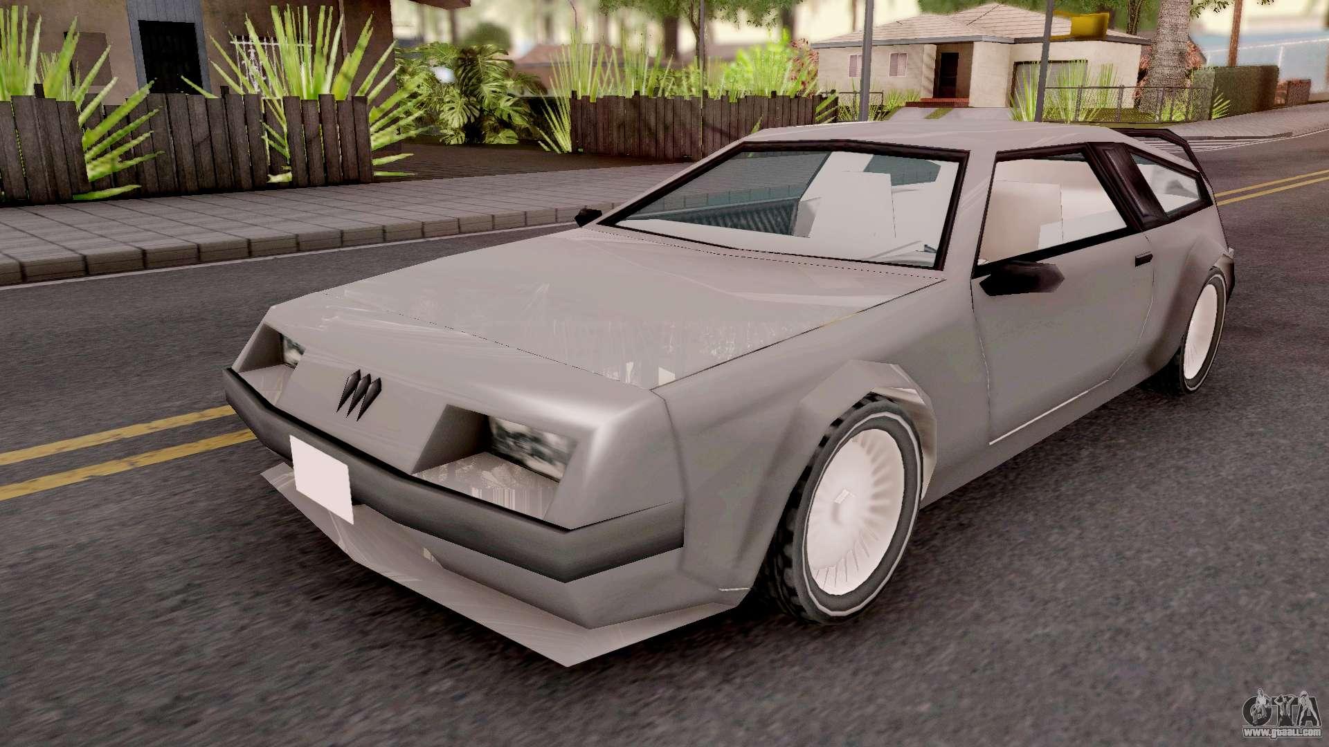 Deluxo From GTA VCS For GTA San Andreas