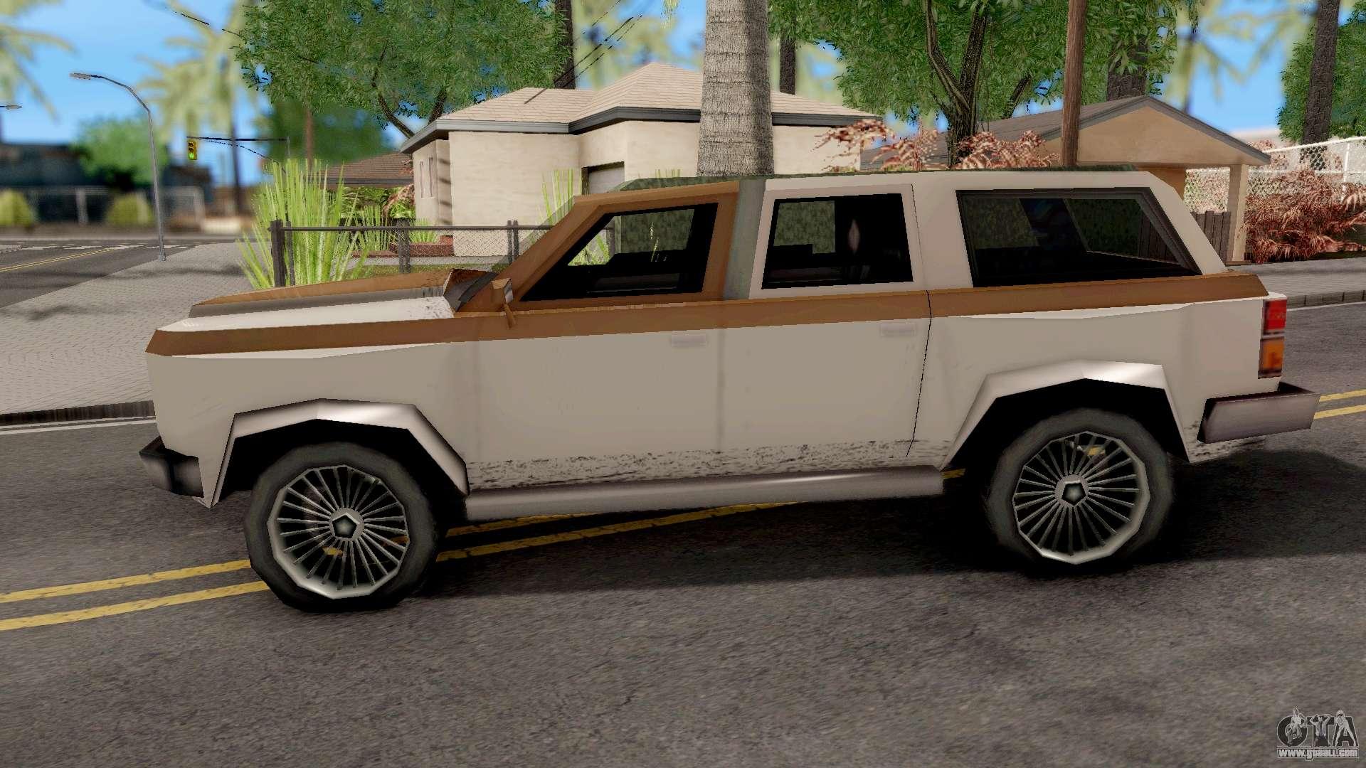 Gang Rancher From GTA VCS For GTA San Andreas