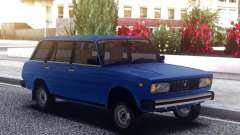 VAZ 2104 station Wagon for GTA San Andreas