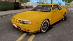 Nissan Skyline R32 GT-R 1993 for GTA San Andreas