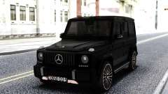 Mercedes-Benz Black G63 AMG for GTA San Andreas