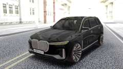 BMW X7 2017 Offroad for GTA San Andreas