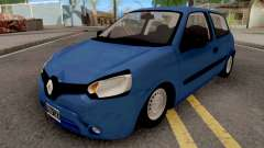 Renault Clio Mio Blue for GTA San Andreas