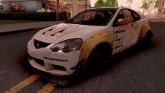 Honda Integra R 2002 Widebody for GTA San Andreas