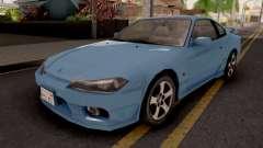 Nissan Silvia S15 Spec-R Aero 1999 for GTA San Andreas