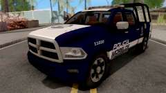 Dodge Ram 2500 Police IVF for GTA San Andreas