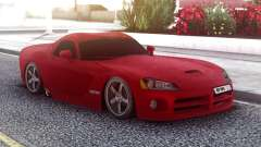 Dodge Viper SRT-10 Red for GTA San Andreas