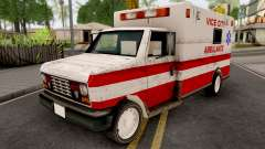Ambulance from GTA VCS