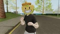 GTA Online Skin V4 for GTA San Andreas